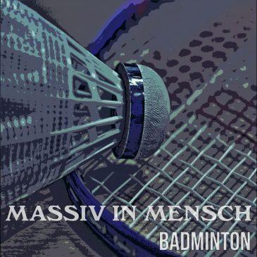 "Neue Single ""Badminton"""