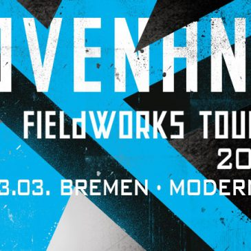 Gig mit Covenant in Bremen (Modernes)